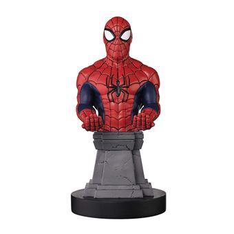 Base de carga para mando Spiderman PS4