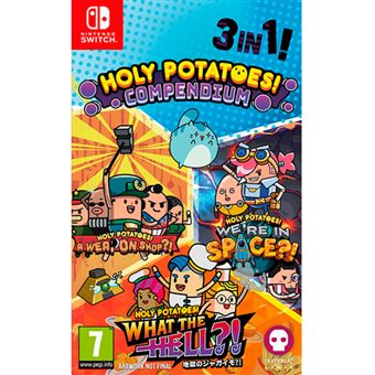 Holy Potatoes! Compendium 3 In 1 Nintendo Switch