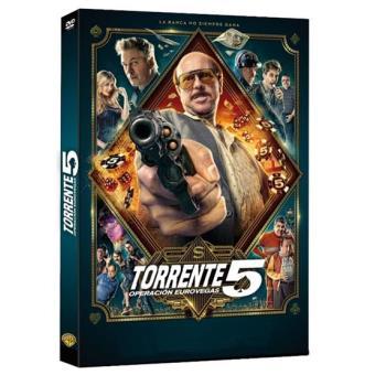 Torrente 5: Operación Eurovegas - DVD
