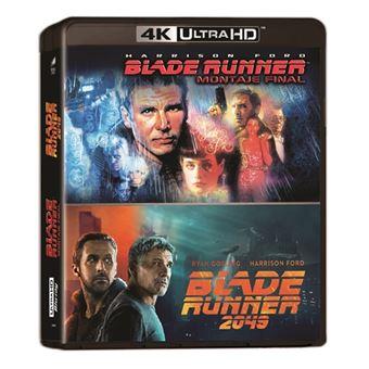 Pack Blade Runner - UHD + Blu-Ray