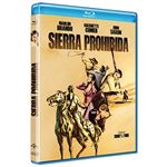 Sierra Prohibida - Blu-ray