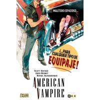 American Vampire 4 (Rústica)