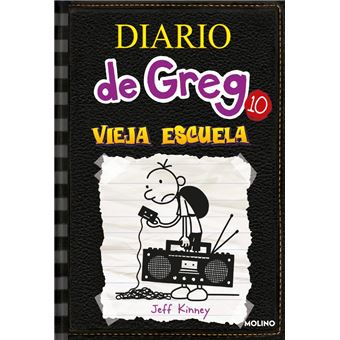 Diario de Greg 10 -  Vieja escuela