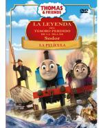 Thomas & Friends: La leyenda del tesoro perdido de la isla de Sodor - DVD