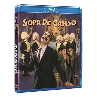Sopa de ganso - Blu-Ray