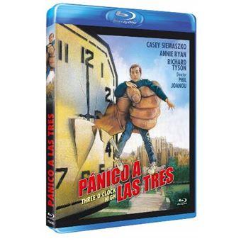 Pánico a las tres - Blu-ray