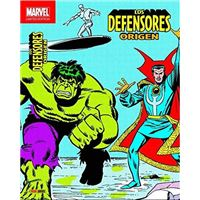 Los Defensores Origen - Marvel Limited Edition