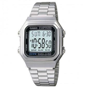 449ce2b27f60 Casio A178W Reloj de pulsera - Reloj multifunción - Los mejores ...