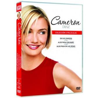 Pack Cameron Diaz - DVD