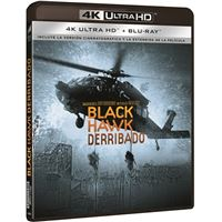Black Hawk derribado - UHD + Blu-Ray