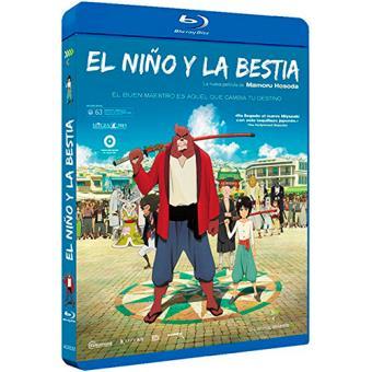 El niño y la bestia (Formato Blu-ray)
