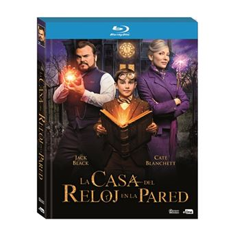 La casa del reloj en la pared - Digibook Blu-Ray