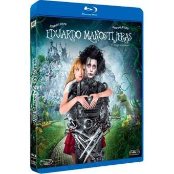 Eduardo Manostijeras - Blu-ray,  Ed 25º aniversario