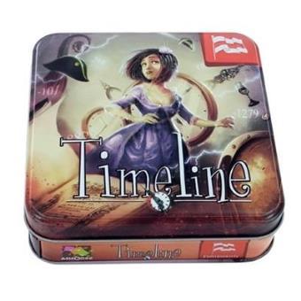 Juego De Mesa Timeline Historia Eventos 5 En Libros Fnac