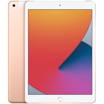 Apple iPad 10,2'' 2020  128GB Wi-Fi  + Cellular Oro