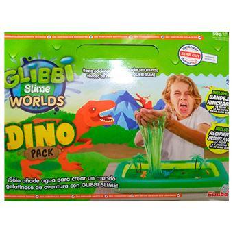 Glibbi Slime Dino Pack