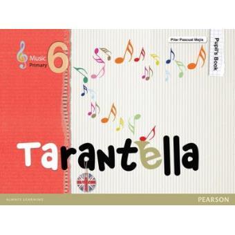 Tarantella 6 Pupil's Book