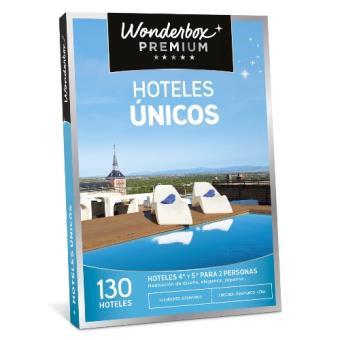 Caja regalo Wonderbox Hoteles únicos