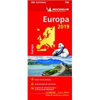 Mapa National Europa