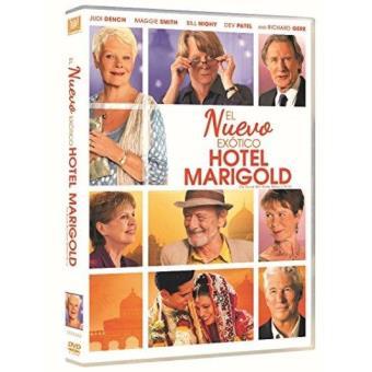 El nuevo exótico hotel Marigold - DVD