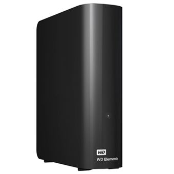 "Disco duro externo WD Elements Desktop 4 TB 3,5"" Negro"
