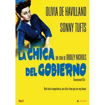La chica del gobierno - DVD