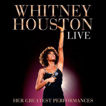 Live - Her Greatest Performances - CD + DVD