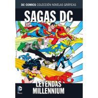 Colección Novelas Gráficas. Especial Sagas DC. Leyendas / Millenium