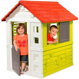 Casa de juguete Nature II Smoby