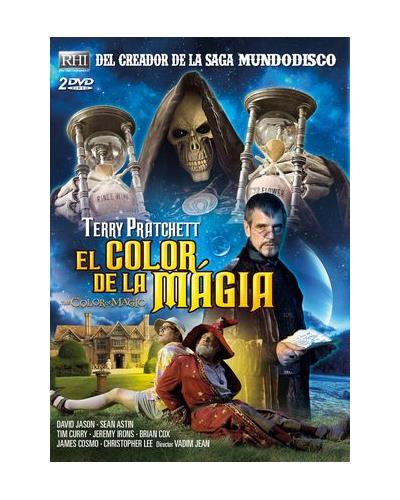 El color de la magia - DVD