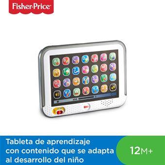 Mi primera tablet Fisher-Price Mattel CDG61 – Varios modelos