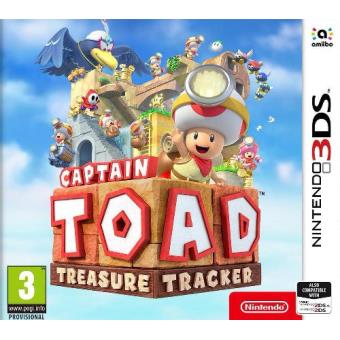 Captain Toad: Treasure Tracker Nintendo 3DS