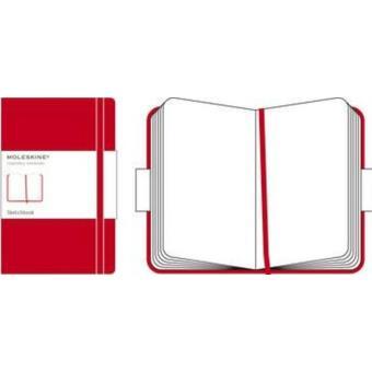 Cuaderno Moleskine de bocetos