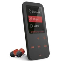 MP4 Bluetooth Energy Sistem Touch 8GB Negro/Coral