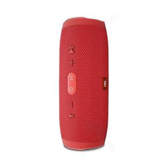 Altavoz  Bluetooth JBL Charge 3 Rojo