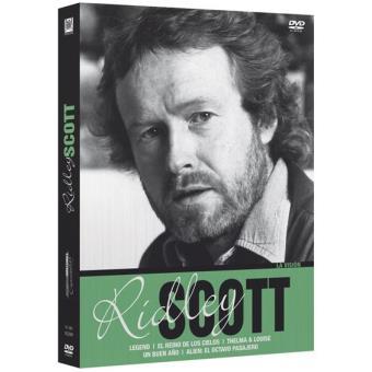 Pack Ridley Scott: La visión - DVD