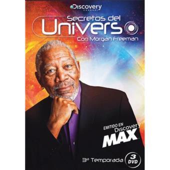 Secretos del Universo con Morgan Freeman  Temporada 3 - DVD