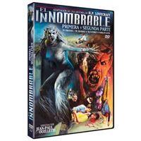 Pack El innombrable 1 y 2 - DVD