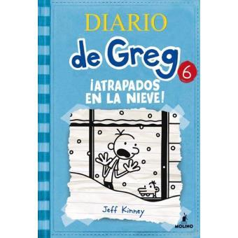 Diario de Greg 6 - ¡Atrapados en la nieve!