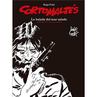 Corto Maltés - La balada del mar salado - Ed blanco y negro