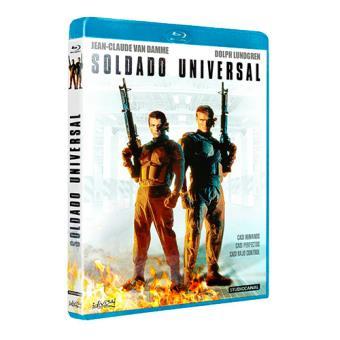 Soldado universal - Blu-Ray