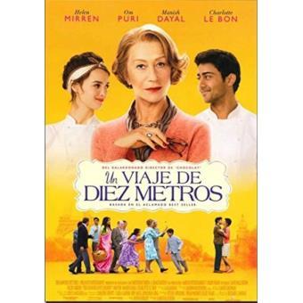Un viaje de diez metros - DVD