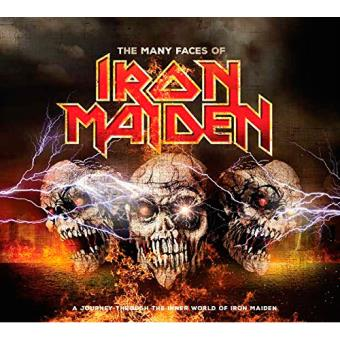 The Many Faces of Iron Maiden (3 CD)