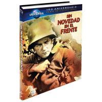 Sin novedad en el frente - Blu-Ray + Libro