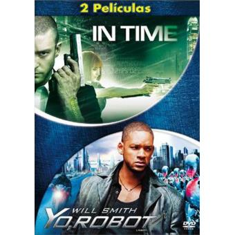 Pack In Time + Yo, robot - DVD