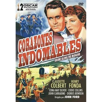 Corazones indomables - DVD
