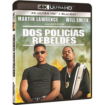 Dos policías rebeldes - UHD + Blu-Ray