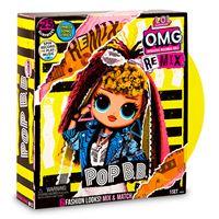L.O.L Surprise OMG Fashion dolls serie remix Pop  B.B.