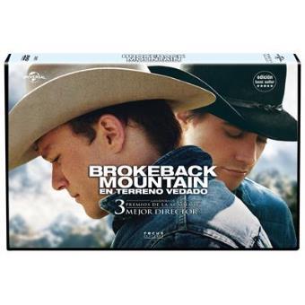 Brokeback Mountain (En terreno vedado) - DVD Ed Horizontal