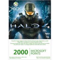 Microsoft 2000 Points Edición Halo 4
